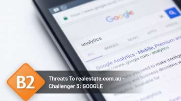google real estate