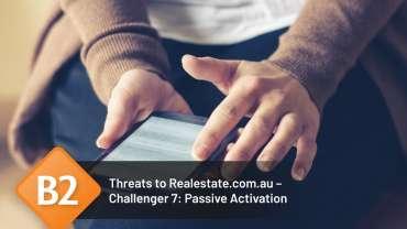 passive activation